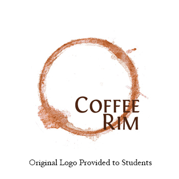 Coffee Rim - Original Logo